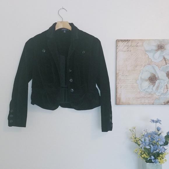 Rafaella Jackets & Blazers - Rafaella corduroy cropped jacket
